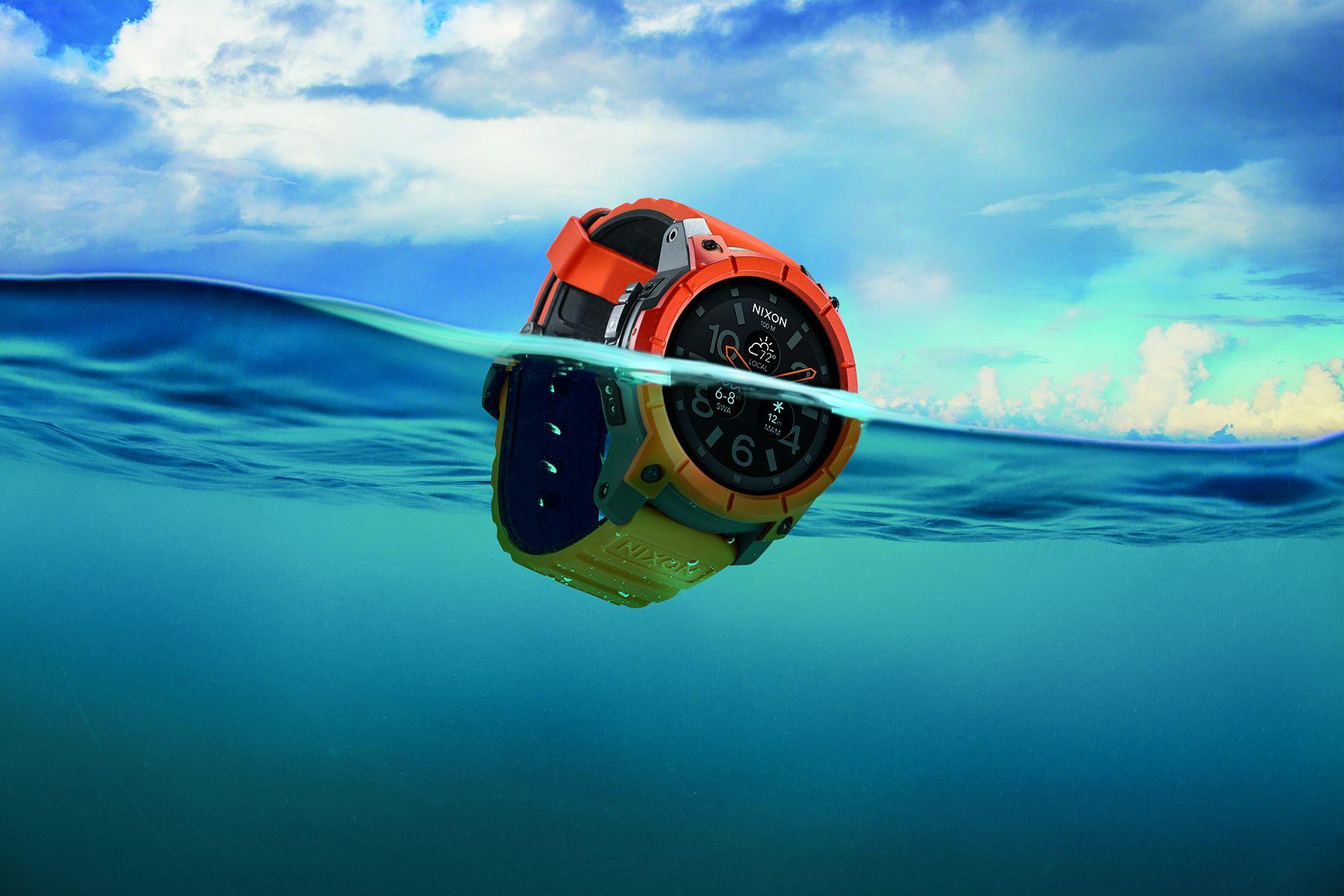 Smartwatch zum Schwimmen